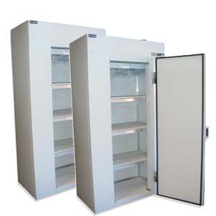 Conheça a minicâmara frigorífica